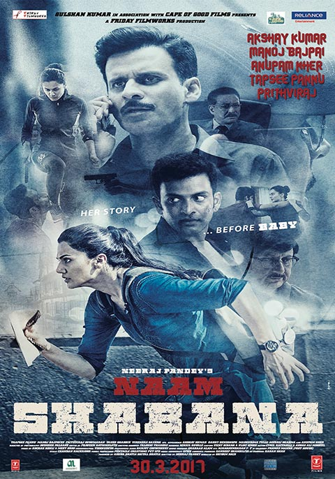 Naam Shabana [Hindi]