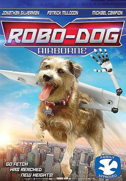 robo dog airborne now showing book tickets vox