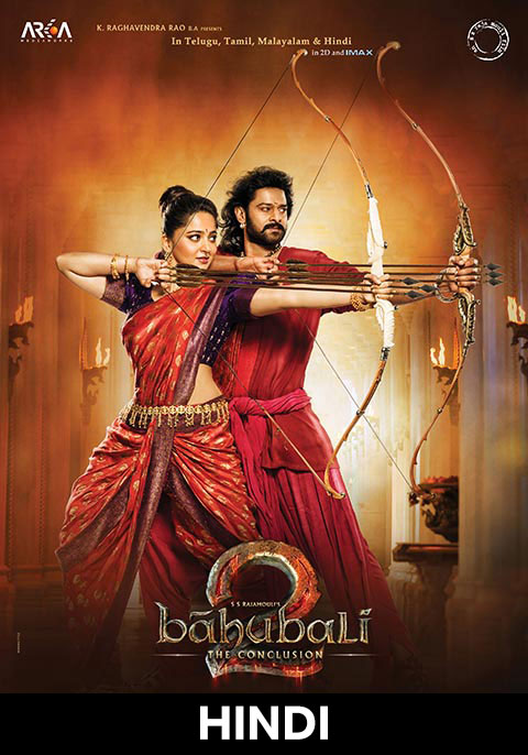 Baahubali 2 : The Conclusion -Hindi [Hindi]