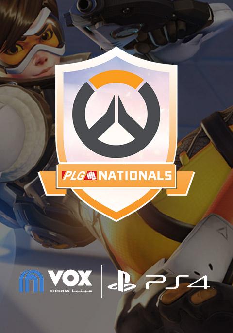 PLG Nationals - Overwatch 3v3 - PS4