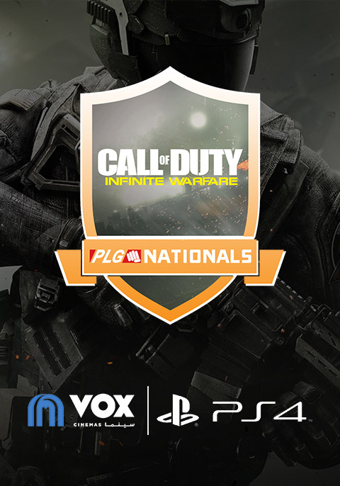 PLG Nationals - COD: Infinite Warfare FFA - PS4