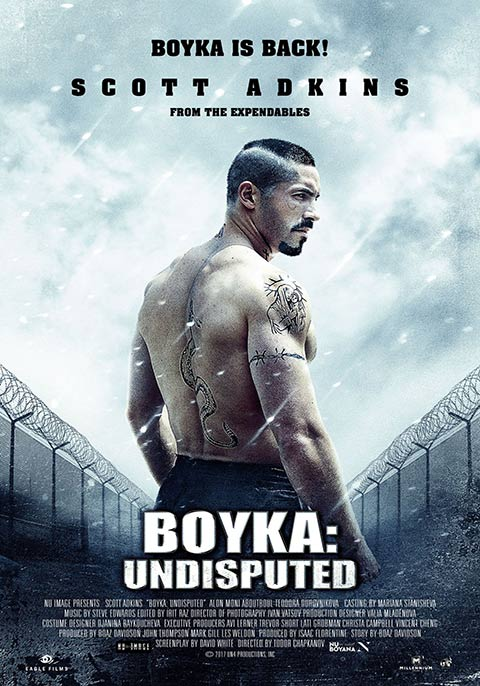 Watch Boyka Undisputed 4 2016 Full Movie Online Free