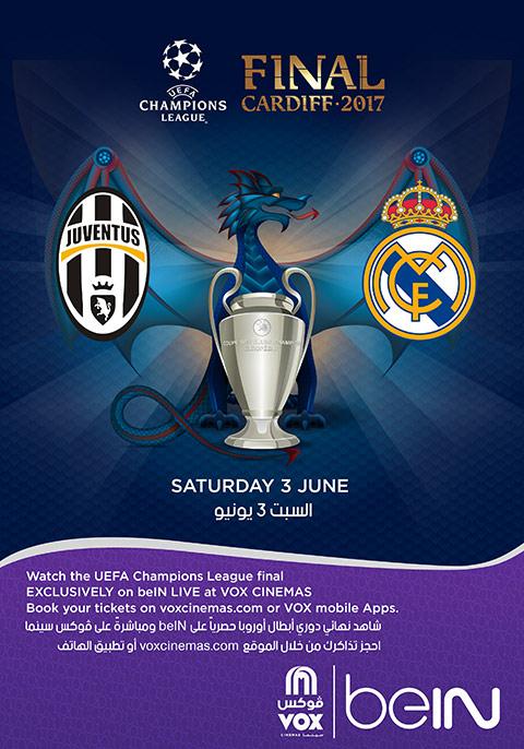 Juventus vs Real Madrid - Live