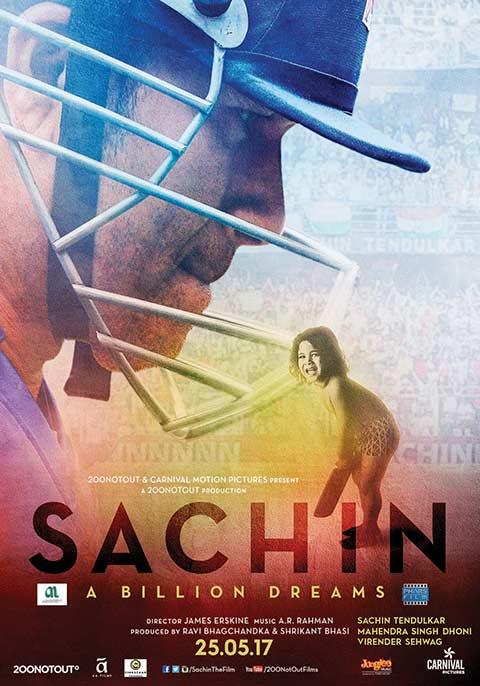 Sachin : A Billion Dreams [Hindi]