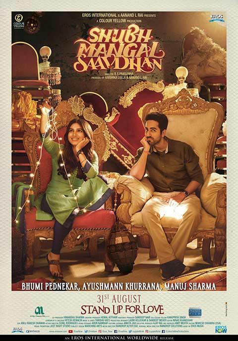 Shubh Mangal Saavdhan [Hindi]