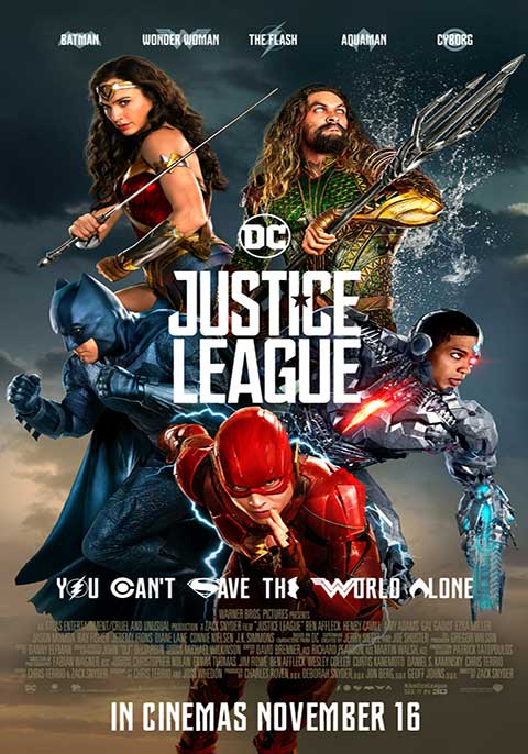 Re: Justice League / Liga spravedlnosti (2017)