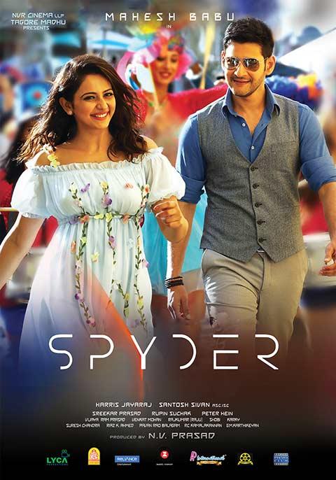 Spyder | Now Showing | Book Tickets | VOX Cinemas UAE