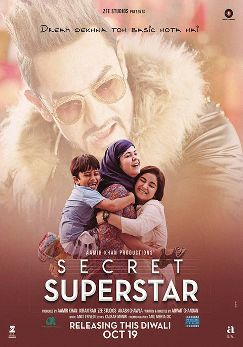 Secret Superstar [Hindi]