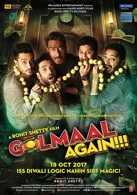 Golmaal Again [Hindi]