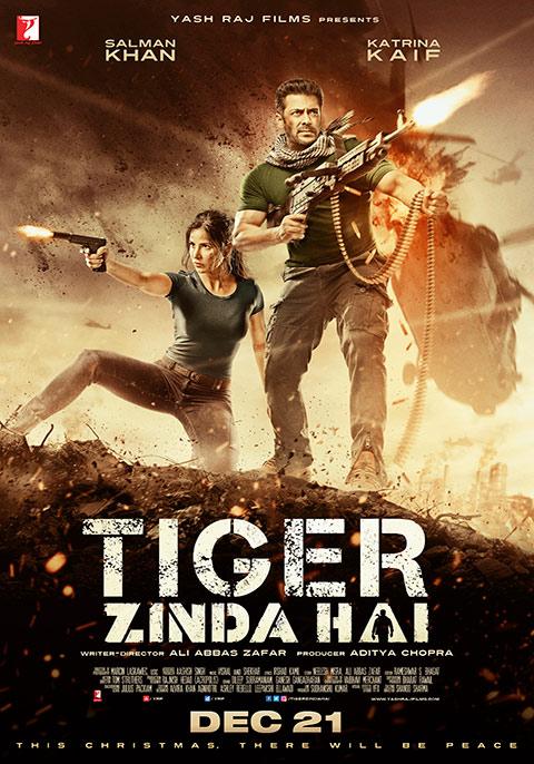 Tiger Zinda Hai [Hindi]