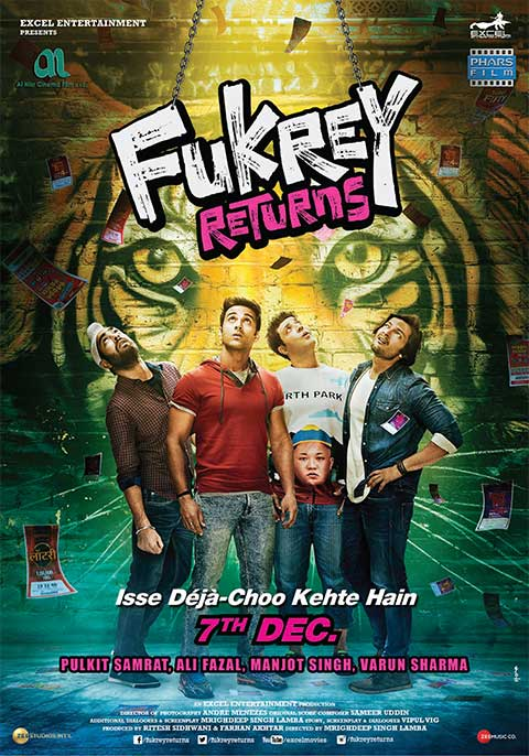 Fukrey Returns [Hindi]