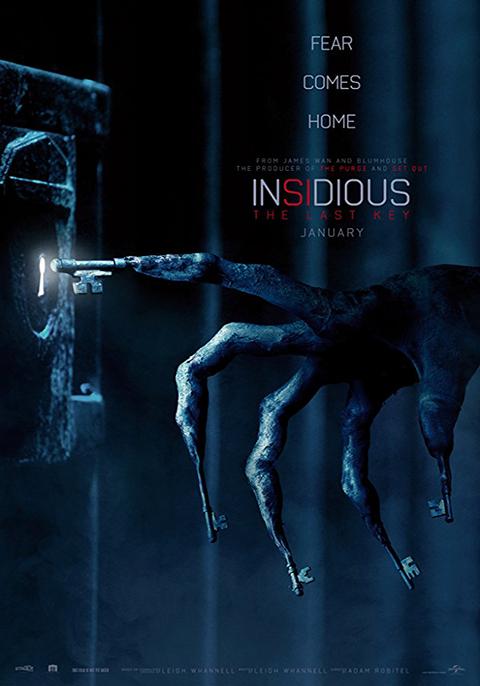 Insidious :The Last Key