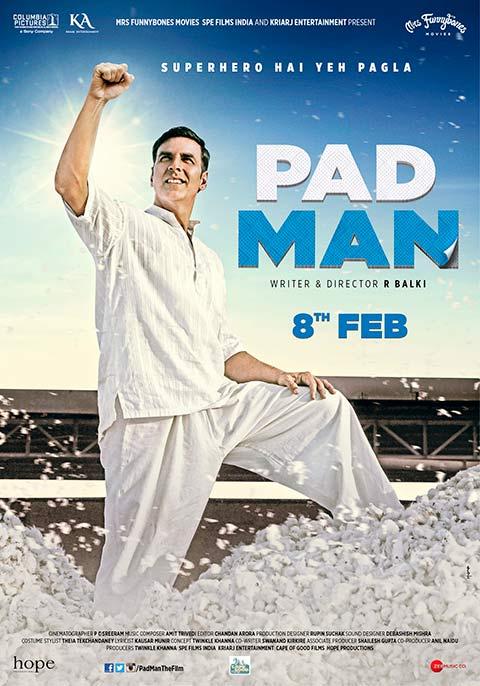 Padman [Hindi]