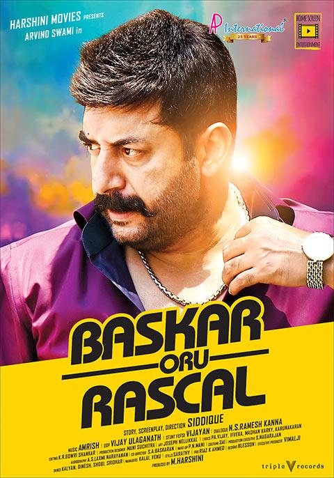 Bhaskar Oru Rascal [Tamil]