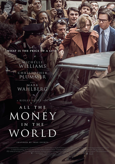 All the money in the world | TV Krant