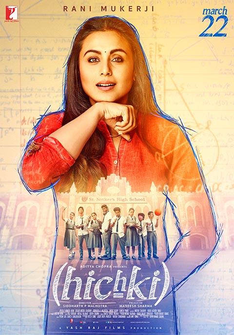 Hichki [Hindi]
