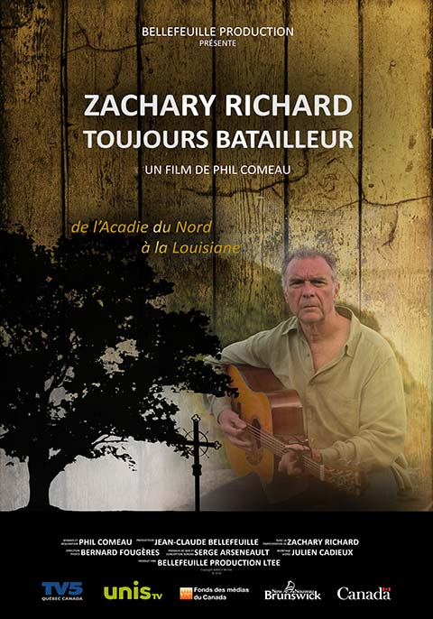 Franco - Zachary, Toujours Batailleur [Canada]