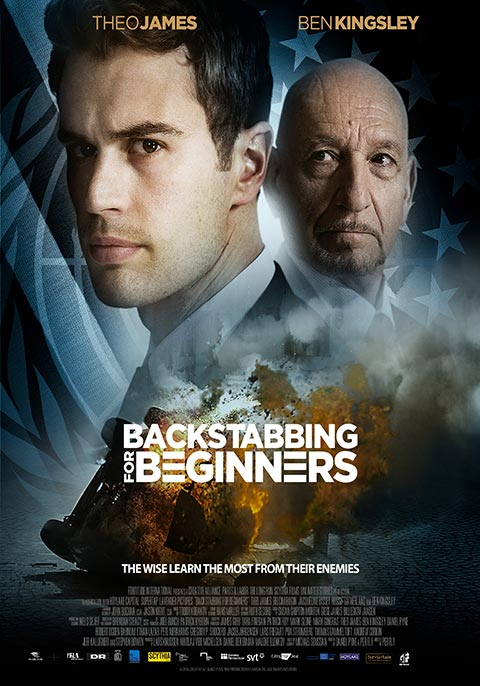 「backstabbing for beginners posters」の画像検索結果