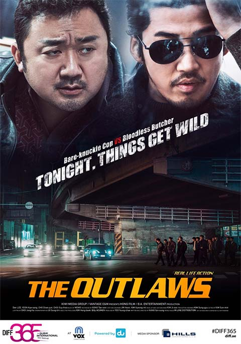 The Outlaws [Korean]- DIFF365