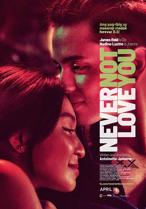 Never Not Love you[Tagalog]