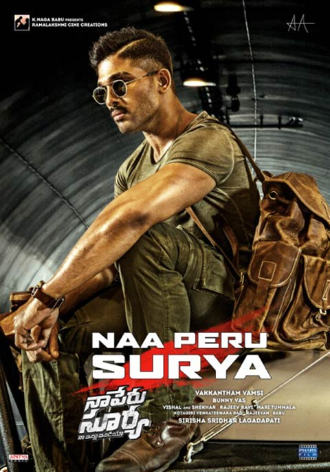 Naa Peru Surya – Naa Illu India 2018 Full movie Download Here