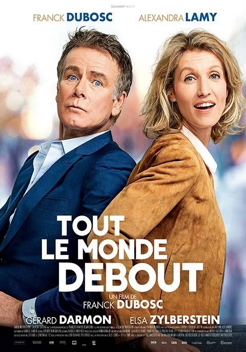 Tout Le Monde Debout [French]