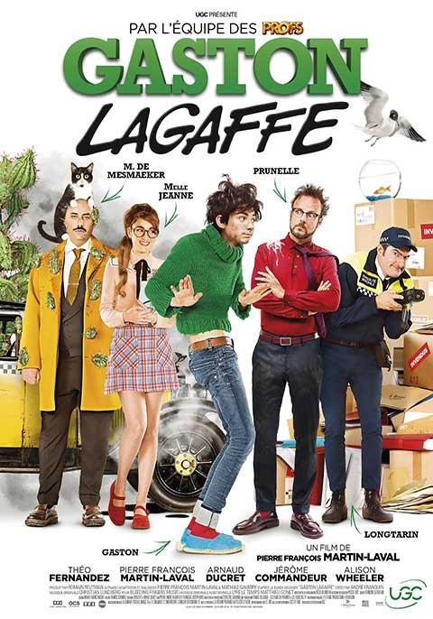 Gaston Lagaffe [French]
