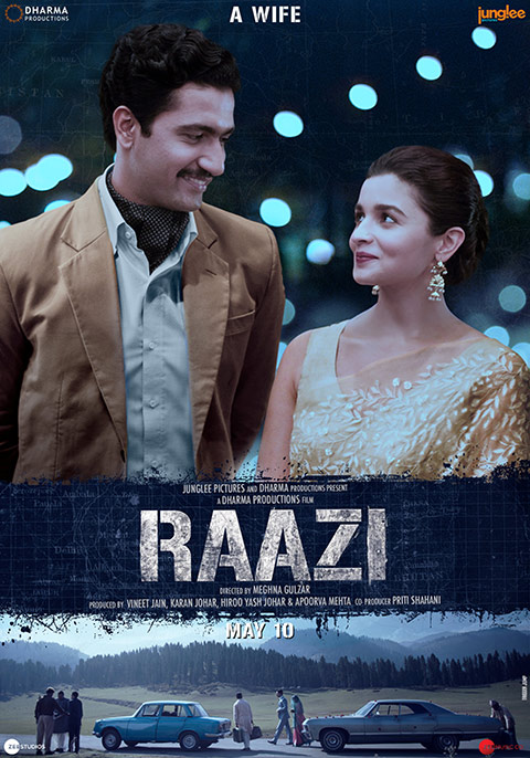 Raazi [Hindi]