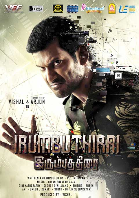 Irumbu Thirai / Abhimanyudu (2018) HDTV-Rip – 700MB | 1.5GB – Download