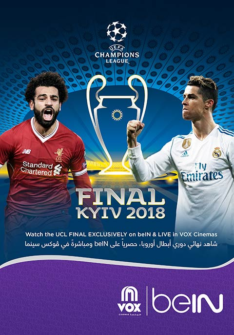 Liverpool vs Real Madrid-2018 Live