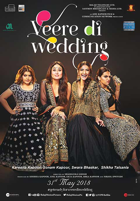 Veere Di Wedding Watch Online.Veere Di Wedding Now Showing Book Tickets Vox Cinemas Uae
