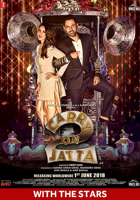 Carry On Jatta 2 - With the Stars [Punjabi]