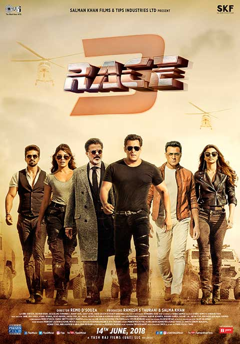 Race 3 Now Showing Book Tickets Vox Cinemas Uae