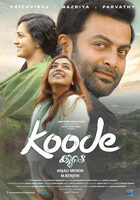 Koode (2018) Malayalam 1080p With Esub Full Movie Watch Online Free