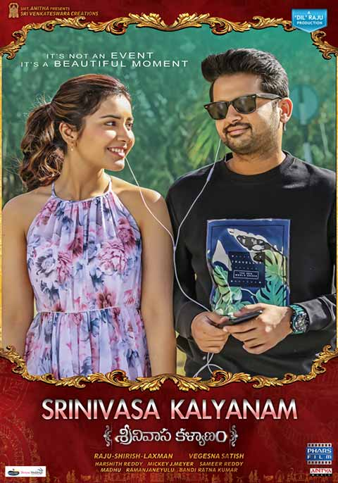 Srinivasa Kalyanam Now Showing Book Tickets Vox Cinemas Uae