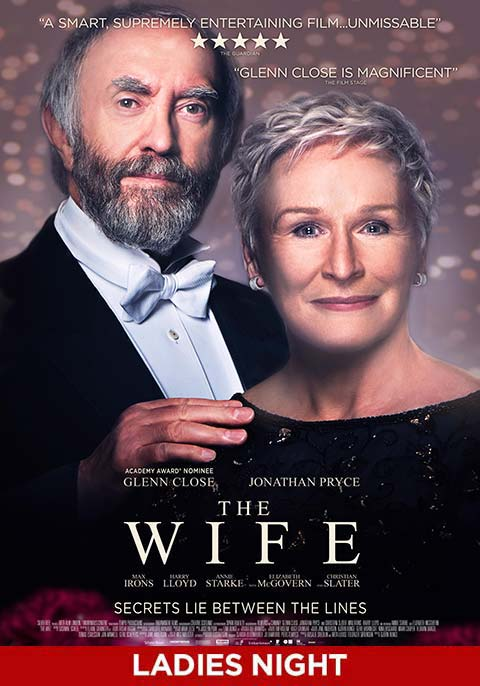 The Wife - Ladies Night Screening