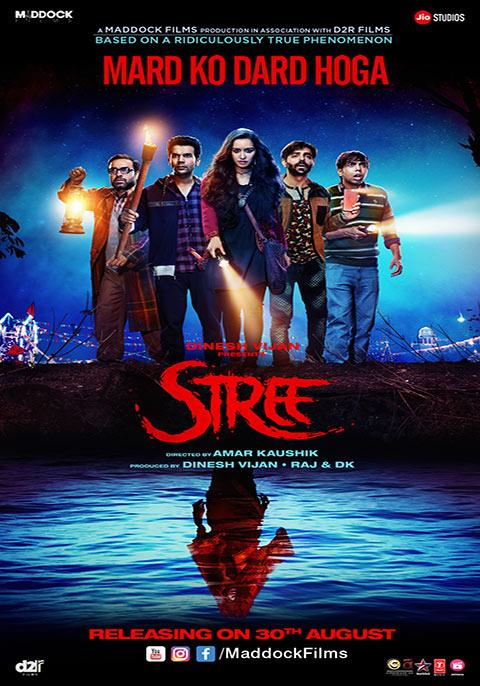 Stree [Hindi]