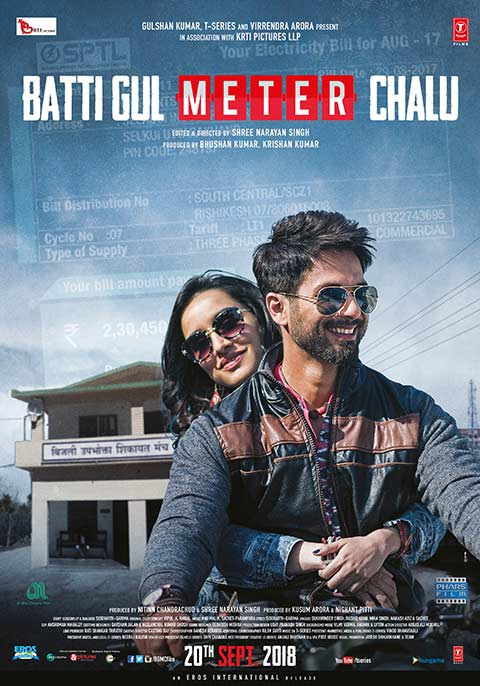 Batti Gul Meter Chalu 2018 Hindi PREDVDRip 700MB AAC MKV