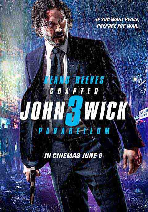 John Wick 3 Parabellum Now Showing Book Tickets Vox Cinemas Uae