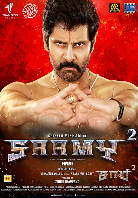 Saamy 2 [Tamil]