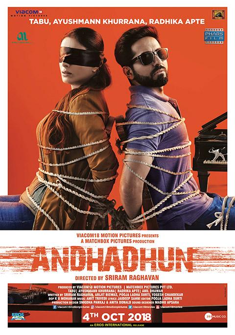 Andhadhun [Hindi]