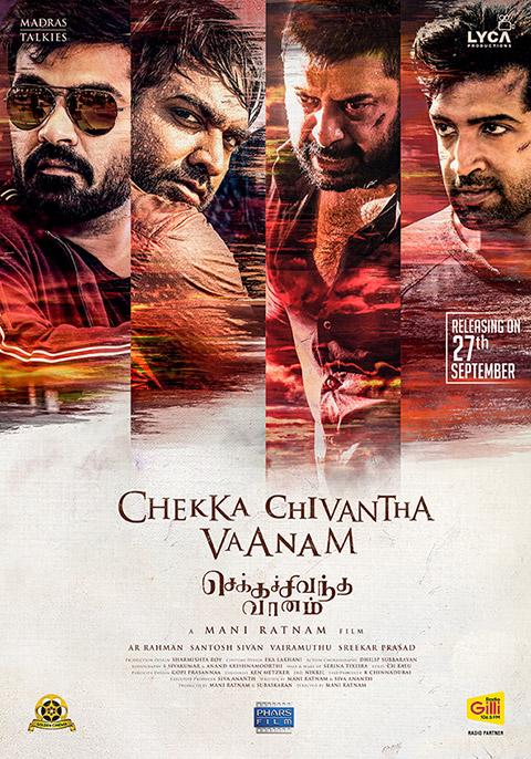 Chekka Chivantha Vaanam [Tamil]