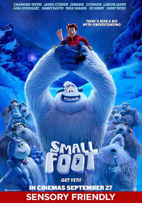 Small Foot- Sensory Friendly Screening