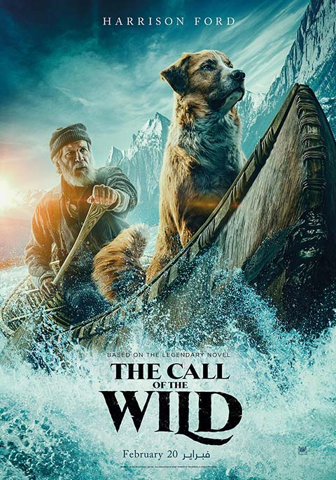 The Call Of The Wild Now Showing Book Tickets Vox Cinemas Uae