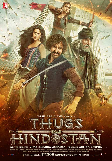 Thugs of Hindostan [Hindi]