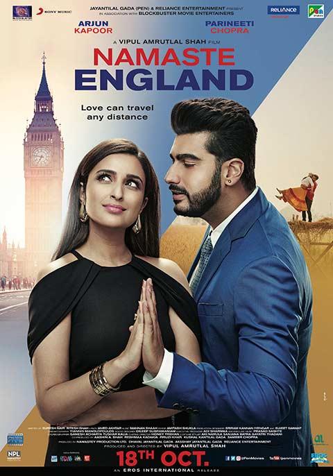 Namaste England [Hindi]