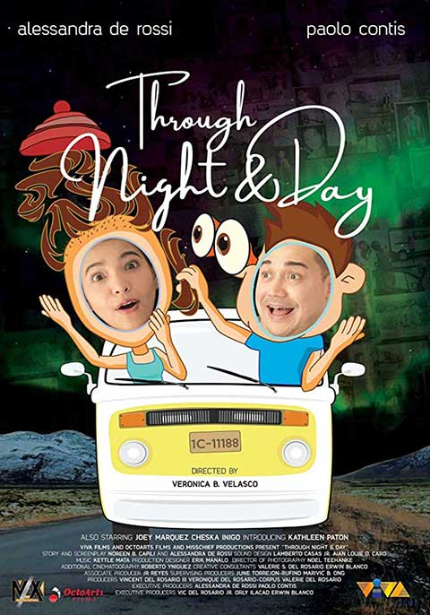 Through Night and Day [Tagalog]