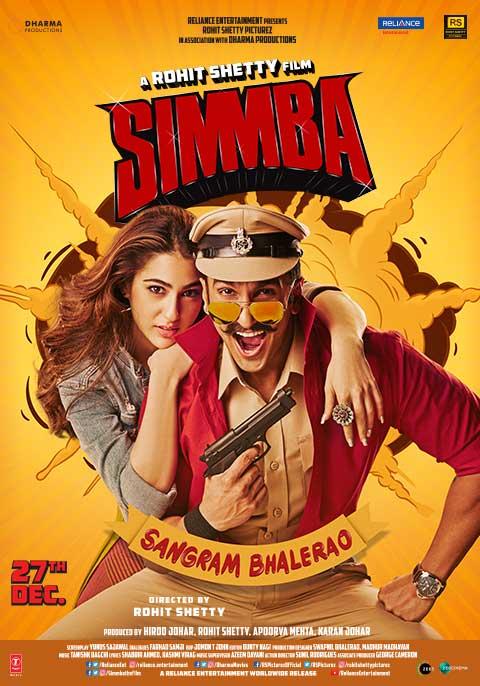 Simmba [Hindi]