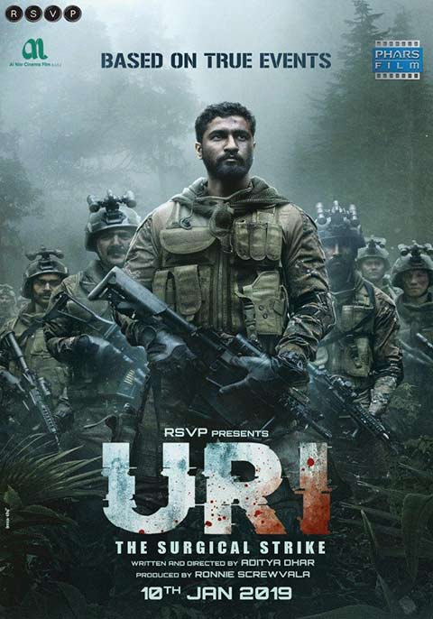 Uri : The Surgical Strike [Hindi]