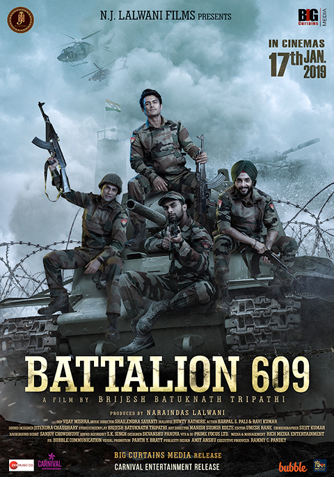 Battalion  609 [Hindi]